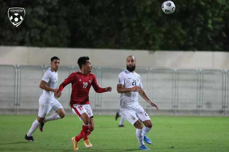 Laga Uji Coba: Timnas Indonesia Takluk 2-3 dari Afghanistan