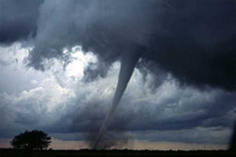 Tornado di China Renggut Tujuh Nyawa Warga