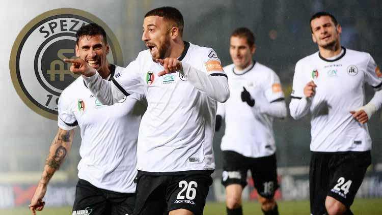 Tundukkan Torino, Spezia Selamat dari Ancaman Degradasi