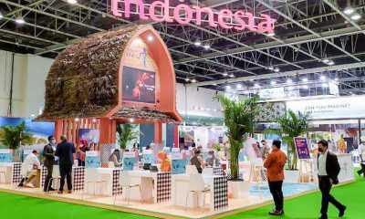 Kemenparekraf Promosikan Indonesia di Pameran ATM Dubai 2021