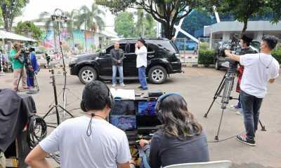 Ketua DPD RI Siap Dukung Industri Perfilman Indonesia