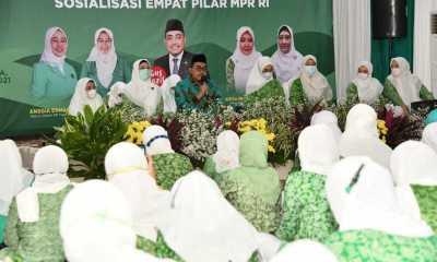 Gus Jazil Berharap Ikatan Hafidzah Fatayat NU Jadi Penjaga Kelestarian Alquran