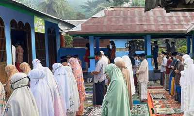 Penganut Islam Aboge di Banyumas lHari Ini Jumat Baru Melaksanakan Shalat Id