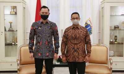 Sambangi Anies, Demokrat Dukung Langkah Pemprov DKI Tangani Covid-19