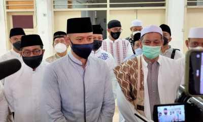 Sambangi Habib Kwitang, AHY: Kita Keluarga