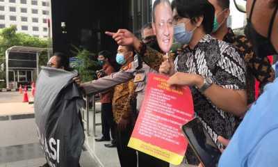 Koalisi Masyarakat Sipil Minta Ketua KPK Firli Diuji Tes Wawasan Antikorupsi
