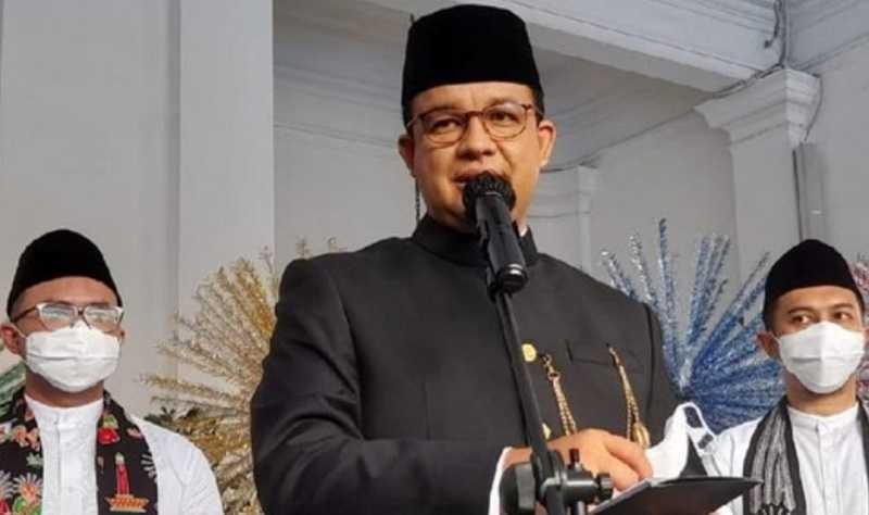 Jelang HUT Jakarta Ke-2 di Tengah Pandemi, Anies Ajak Masyarakat DKI Pulihkan Ekonomi