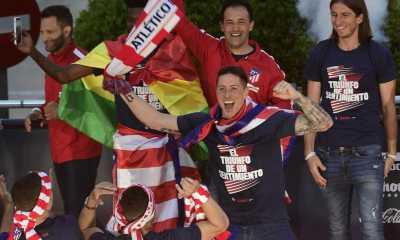 Fans Remaja Atletico Tewas Saat Perayaan Gelar Juara Liga Spanyol