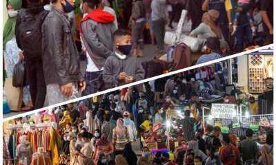 Mudik Dan Belanja Baju Lebaran Sudah Tradisi Turun Temurun Susah Dibendung
