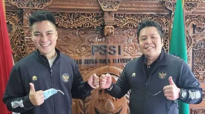 Baim Wong Resmi Terlibat di Industri Sepak Bola Indonesia