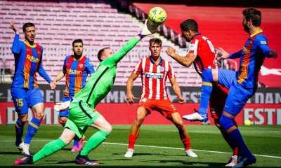 Skor Akhir Kacamata, Laga Atletico Madrid vs Barcelona Antiklimaks