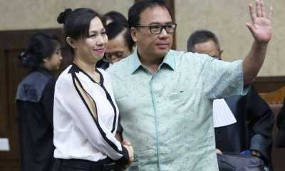 MA Kabulkan PK Dua Pelaku Penyuap Patrialis Akbar