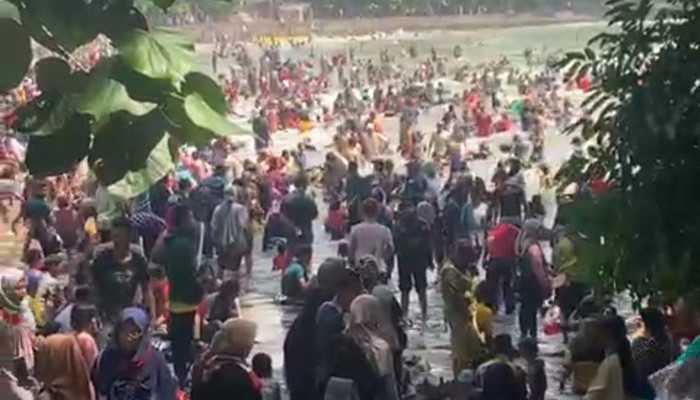 Pengunjung Ciwidey dan Pangandaran Membludak, Ridwan Kamil Minta Segara Ditutup