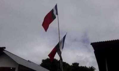 Tiga Pengibar Bendera RMS Ditetapkan Jadi Tersangka