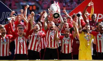 Promosi ke Liga Premier Inggris, Brentford Cetak Sejarah Baru