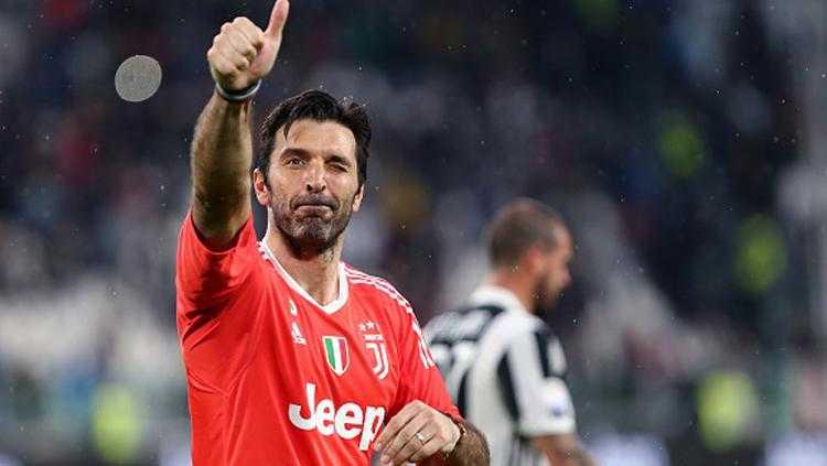 Buffon Tak Perpanjang Kontrak di Juventus