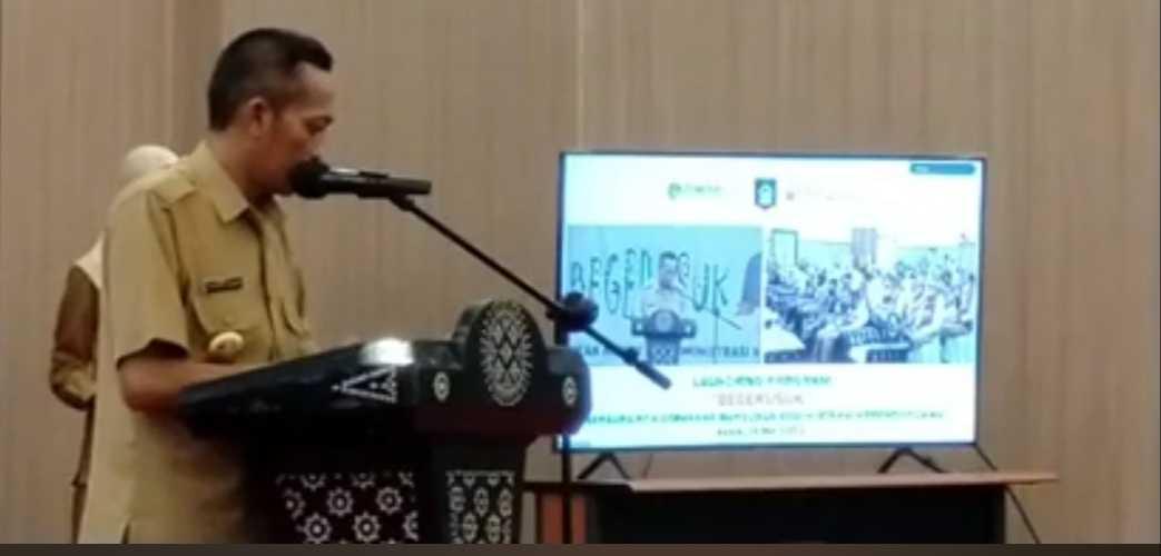 Program Begerusuk Dukcapil Lombok Tengah, Resmi Di Buka Bupati HL Pathul Bahri.