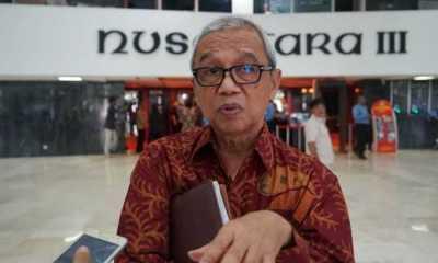 Eks Pimpinan KPK Usul Jokowi Bentuk Tim Independen Usut Kisruh Alih Status Pegawai Jadi ASN