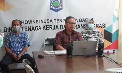 Posko THR Nasional Tangani 977 aduan, NTB 18 Aduan