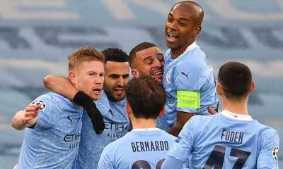 Kembali Hajar PSG, Manchester City Tasbihkan Diri ke Final Liga Champions