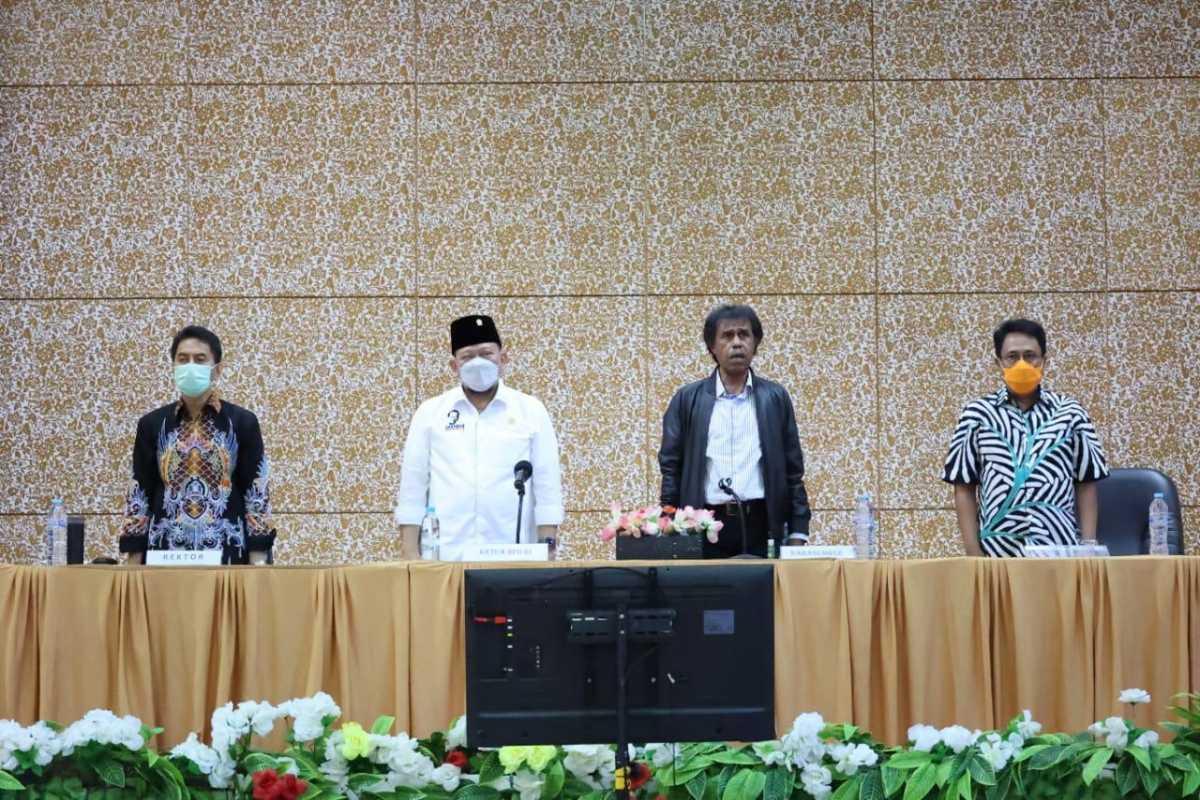 Ketua DPD RI Bandingkan Kebatinan Penyusunan UUD 45 dan Amandemen Saat Reformasi