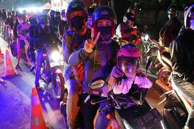 Lonjakan Kasus Covid-19 Jakarta, Diskes DKI Salahkan Mobilitas Mudik