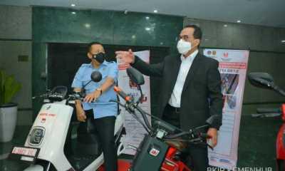 Bertemu Menteri Perhubungan, Bamsoet Bahas Legalitas Kendaraan Kustom