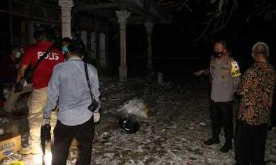 Kepolisian Menemukan Ada Unsur Pidana Dalam Kasus Ledakan Mercun di Kebumen