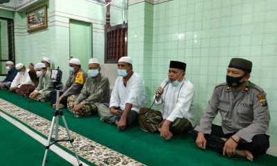 Tingkatkan Disiplin Prokes dan Kamtibmas, Polres Tanjungbalai Gelar Gassuling Damas