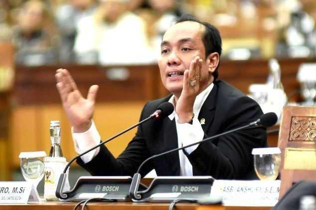 Anggota DPR Fauzi H Amro Tuding Kebijakan Amnesti Pajak Hanya Manjakan Pengusaha Kelas atas