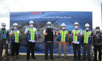Pembangunan Mandalika Kuta Lombok Tengah Dengan ESG