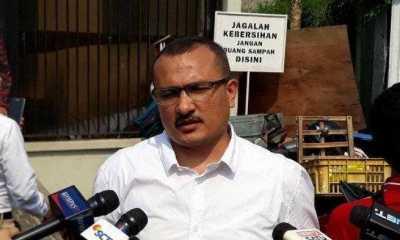 Ferdinand Hutahaean Laporkan Anies ke Mahfud MD