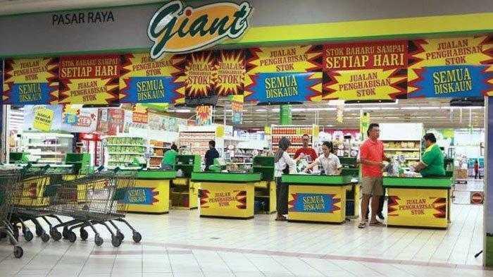 Seluruh Gerai Giant Tutup Juli Nanti, KSPI: Ada 3 Ribu Pekerja yang Terancam PHK