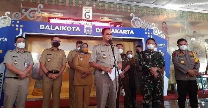 Anies Minta Warga Jakarta Lebaran di Rumah Saja
