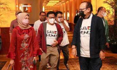 Gus AMI Minta Indonesia Jadi Mediator Perdamaian Usai Gencatan Senjata Palestina-Israel