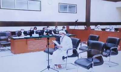 Kamis Pekan Depan, Vonis Habib Rizieq Dalam Kasus RS Ummi Bogor Dibacakan