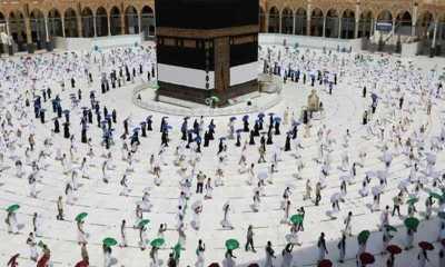 KSP Klaim Pembatalan Haji 2021 Bukan Karena Kuat-Lemahnya Lobi Indonesia ke Arab Saudi