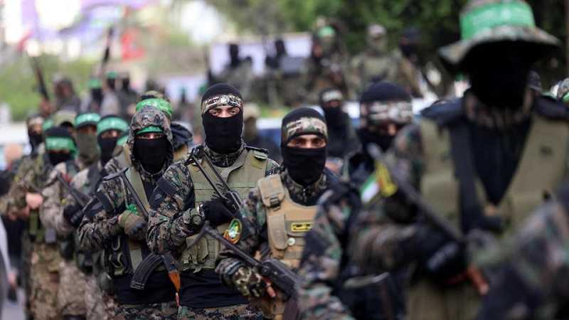 Merasa Menang Atas Israel, Hamas Gelar Pawai Militer
