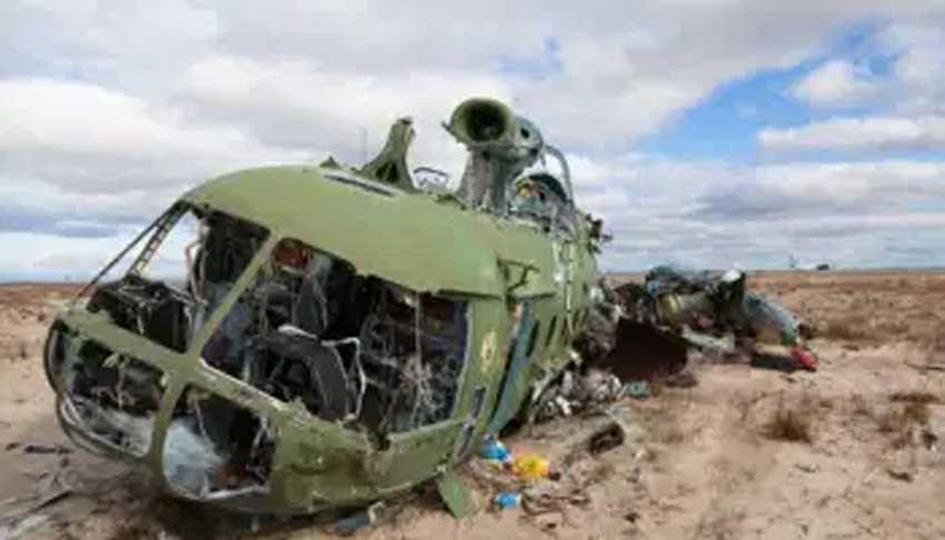 Helikopter Jatuh di Danau Erhai, Dua Orang Tewas dan Dua Lainnya Hilang