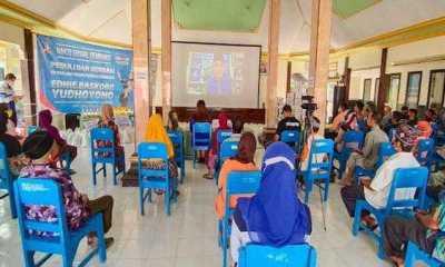 Ibas Salurkan Bantuan Sembako ke Masyarakat di Dapilnya