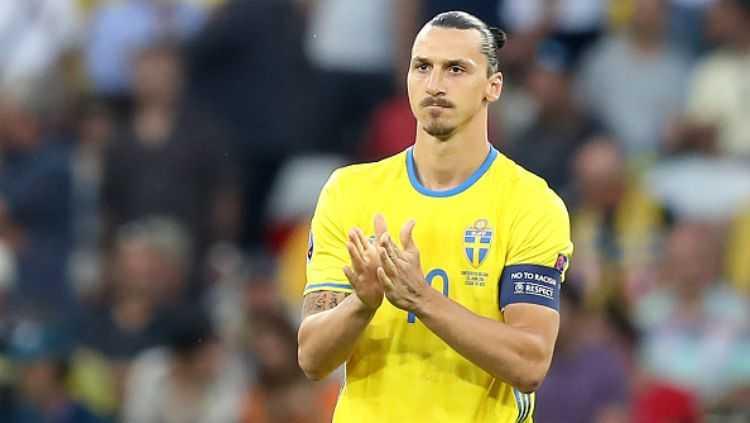 Ibrahimovic Gagal Tampil di Piala Eropa 2020
