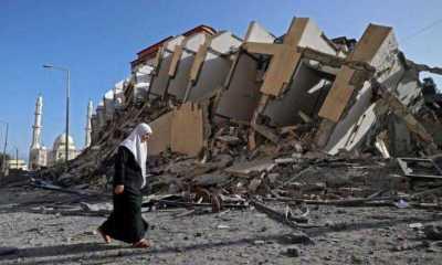 PBB Serukan Palestina dan Israel Hentikan Pertempuran