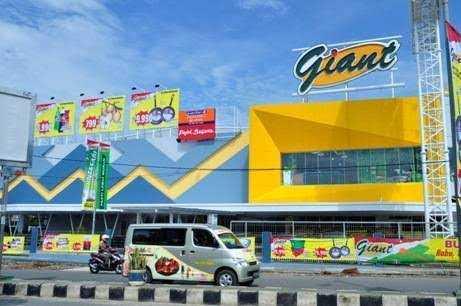 Akhir Juli, Giant Di Seluruh Indonesia Akan Tutup