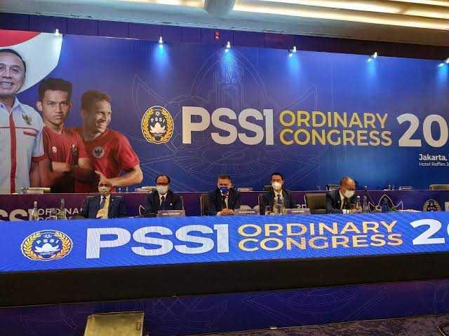 Kongres PSSI 2021 Selesai, 3 Keputusan Pendting Dihasilkan
