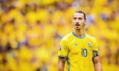 Akibat Cedera, Ibrahimovic Absen Perkuat Swedia di Euro Mendatang