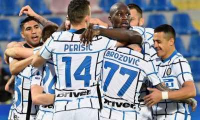 Gasak Crotone, Inter Kunci Gelar Scudetto Liga Italia