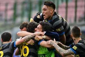 Atlanta Ditahan Imbang Sassuolo, Inter Milan Resmi Raih Scudetto Liga Italia