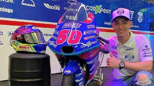 Pembalap Moto3 Dupasquier Meninggal Akibat Kerusakan Otak Parah