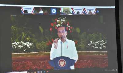 Gubernur NTB Hadiri Musrenbangnas 2021, Ini Dia Pesan Presiden Jokowi