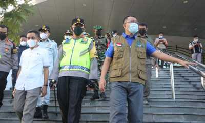 Kapolda NTB: Mal yang Pengunjungnya Lebihi Kapasitas 50 Persen Harus Tutup